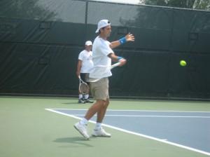 Novak in Cincy circa 2009 Credit Caroline Martin
