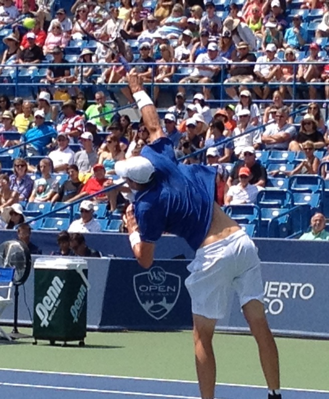 Isner's Serve Likely Means an 11th Career Title