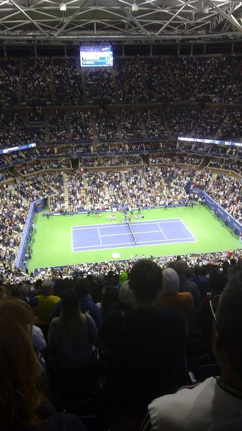 Massive Stadium