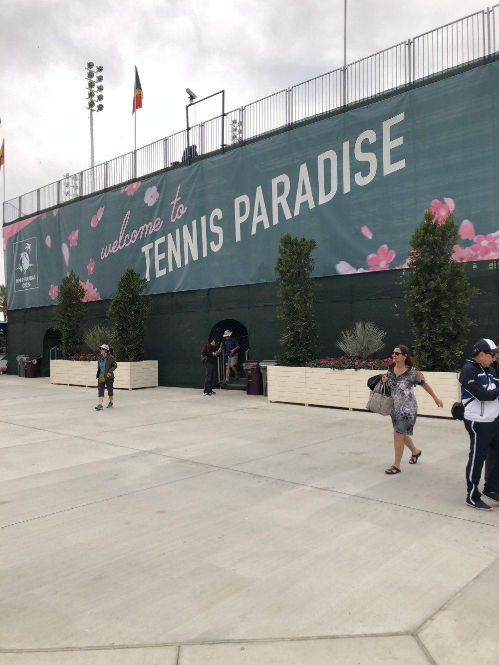 IW 2019 Tennis Paradise